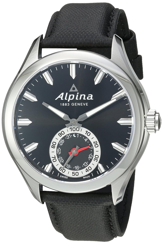 Alpina Reloj de caballero AL-285BS5AQ6: Amazon.es: Relojes