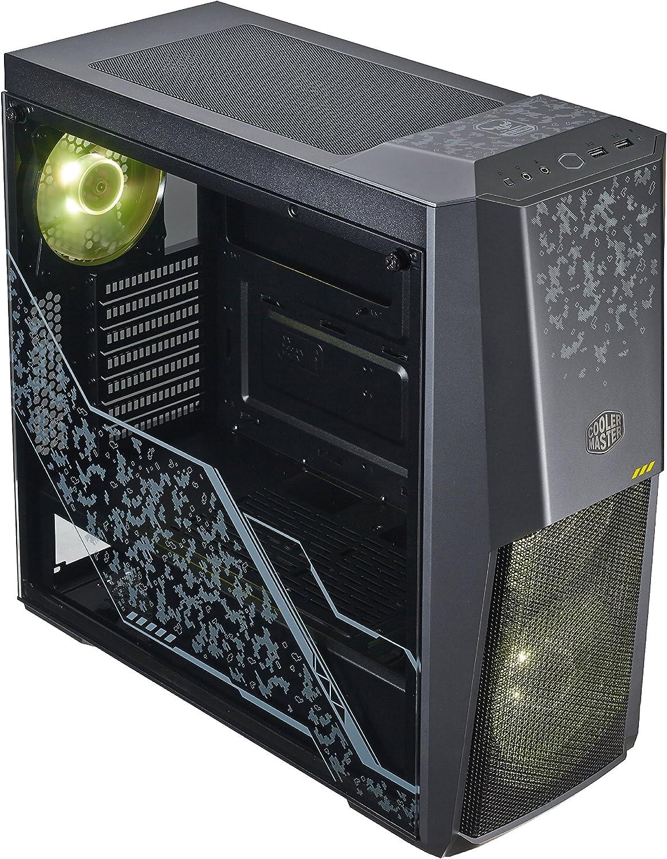 Cooler Master Coolermaster MasterBox MB500 Bo/îtier Midi-Tour Noir unit/é Centrale