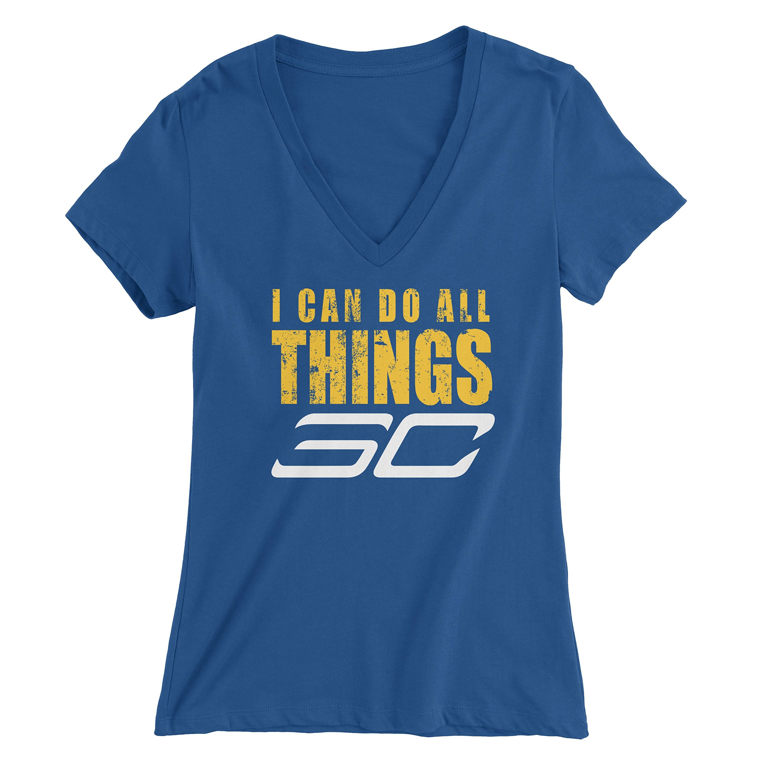 I Can Do All Things 30 Golden State Steph Tshirt 3279
