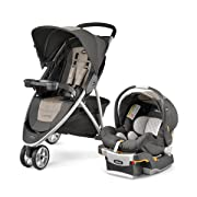 Chicco Viaro Travel System, Teak