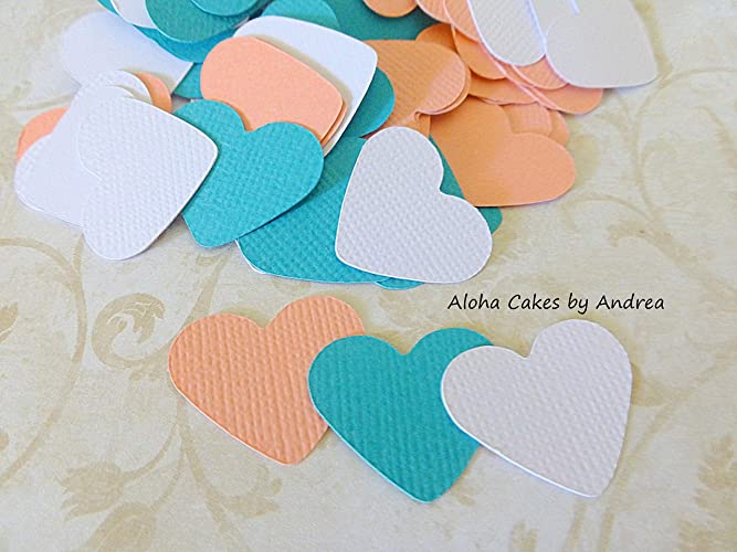 Amazon Baby Shower Heart Confetti 1 Pack Of 150 Modern And