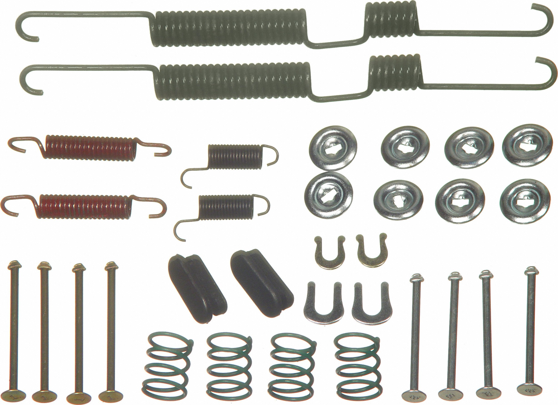 Wagner H17183 Drum Brake Hardware Kit, Rear by Wagner