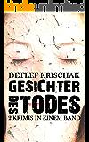 Gesichter des Todes: Zwei Krimis in einem Sammelband (Emsland-Krimi 0) (German Edition)