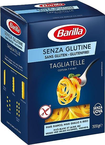 Barilla Tagliatelle Gluten free-300 Gr