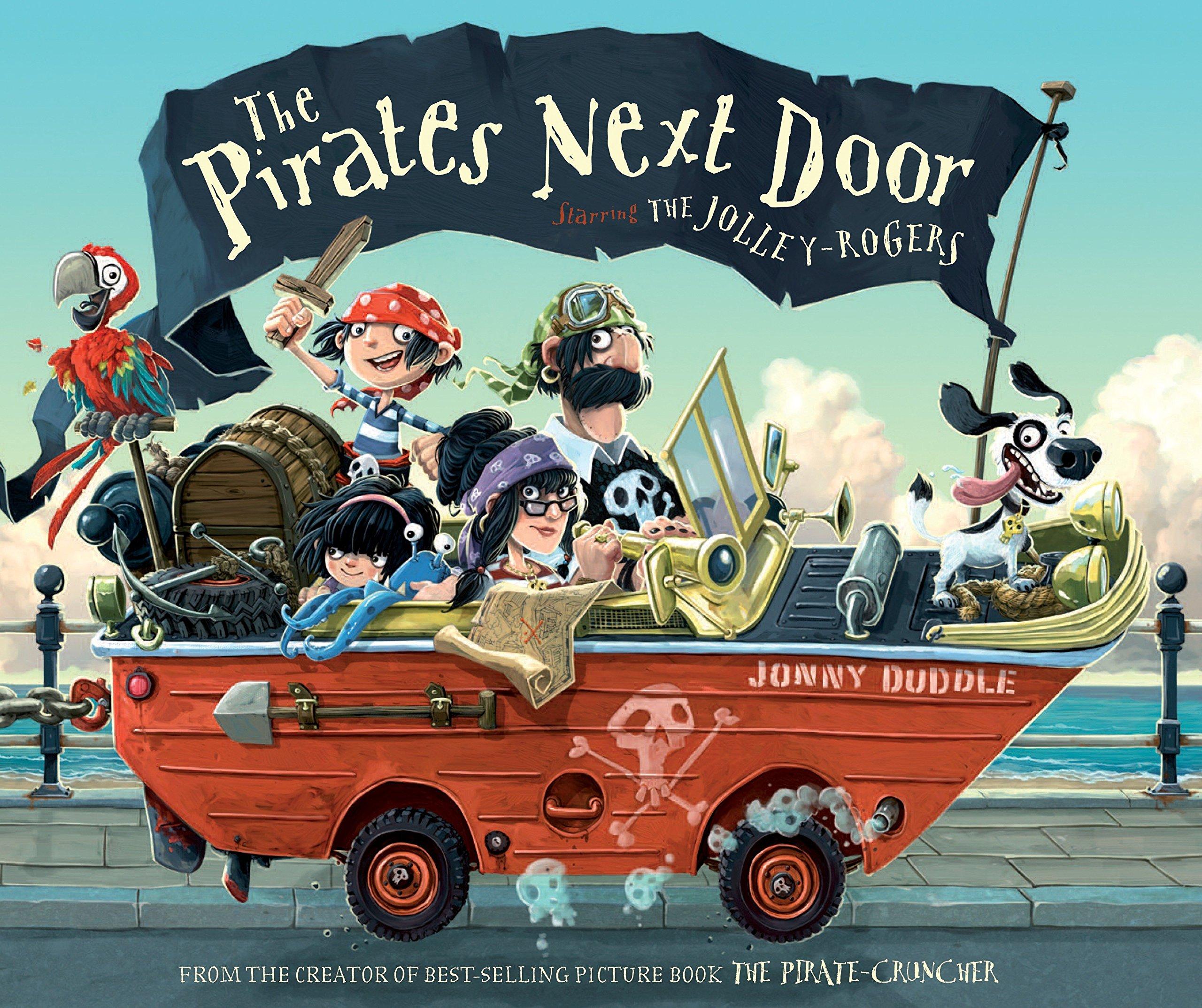 Download The Pirates Next Door ebook