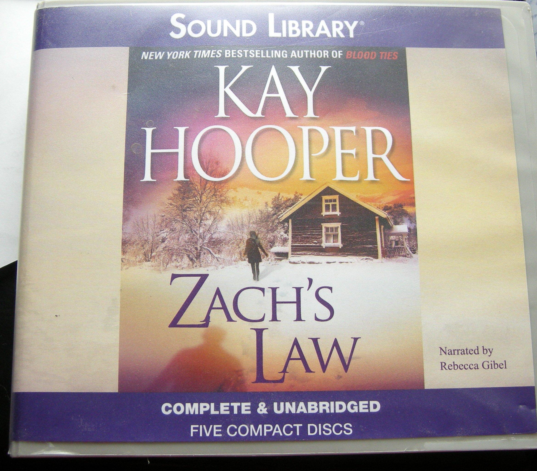 Zachs Law (Hagan)