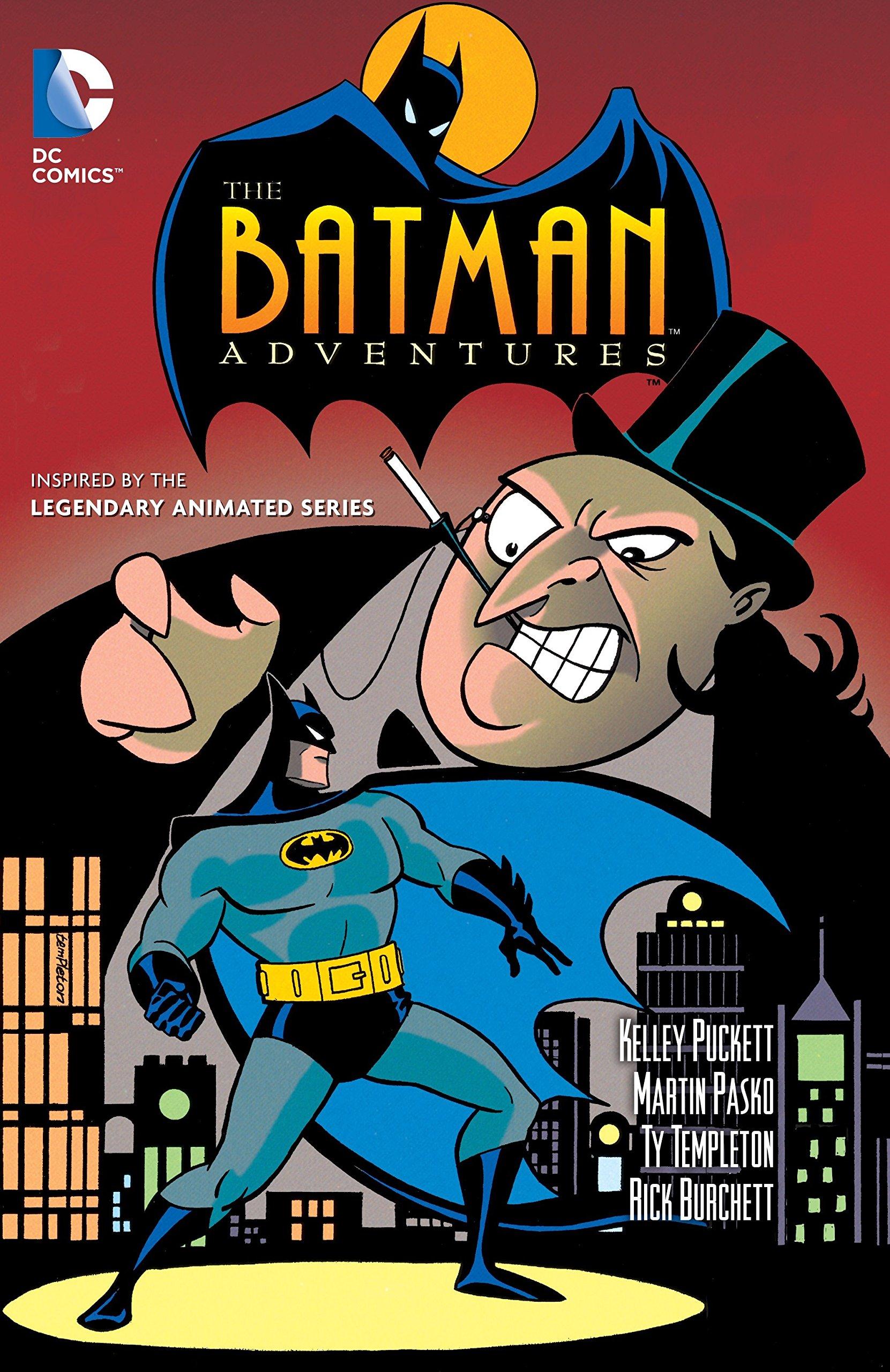 Batman Adventures Vol 1 Amazonde Kelley Puckett Ty Templeton