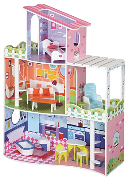 Marvelous Maxim Garden Doll House