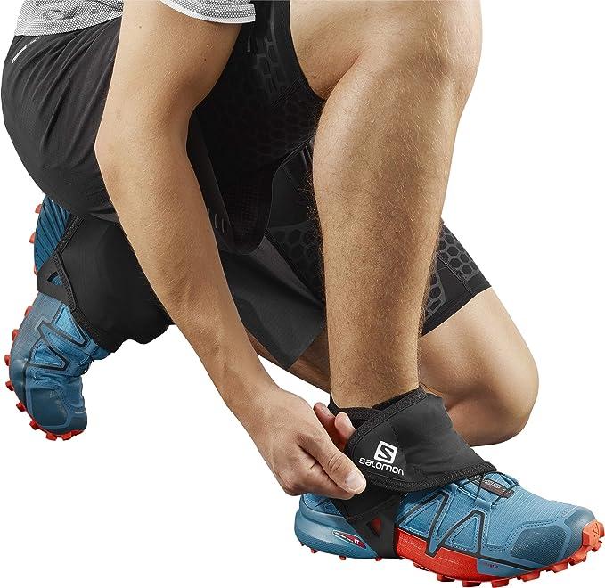 Polainas bajas para zapatillas deportivas y trail running