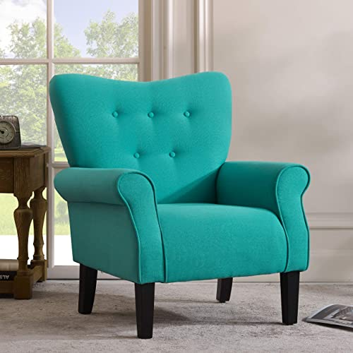Deal of the week: Teal Accent Chair