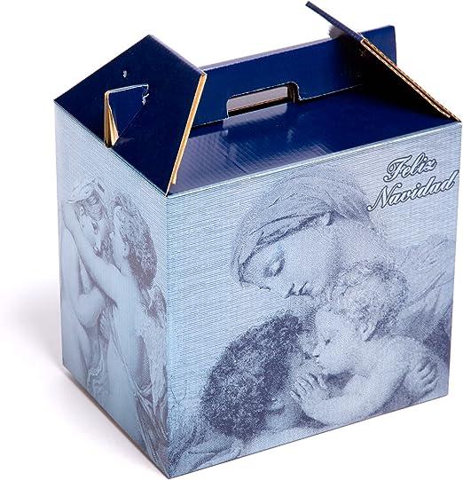 Pack de 25 Cajas Lote Navidad Regalo (botellas, quesos, latas conserva, chacina etc) (TCLN09) - TELECAJAS (x25): Amazon.es: Oficina y papelería