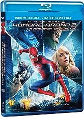 El Sorprendente Hombre-Araña 2: La Amenaza de Electro (BR + DVD Combo Pack) [Blu-ray]