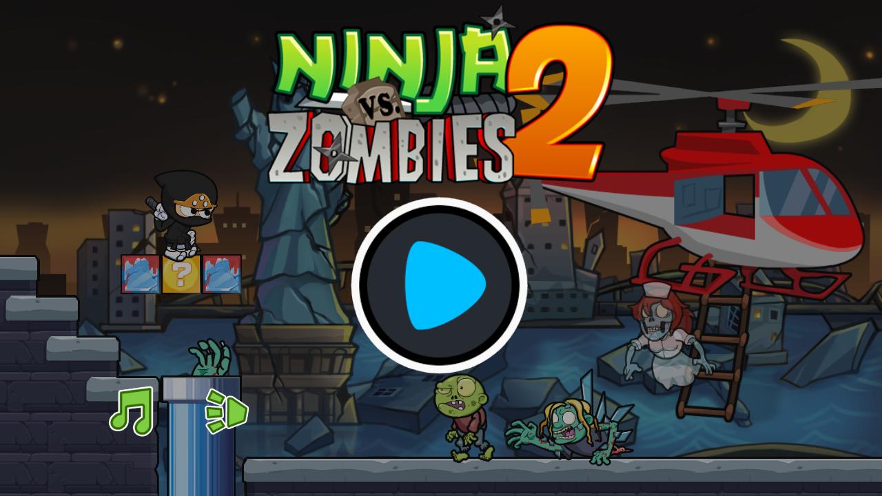 Ninja vs. Zombies 2: Amazon.es: Appstore para Android