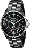 Chanel Women's H3102 Black Ceramic Watch