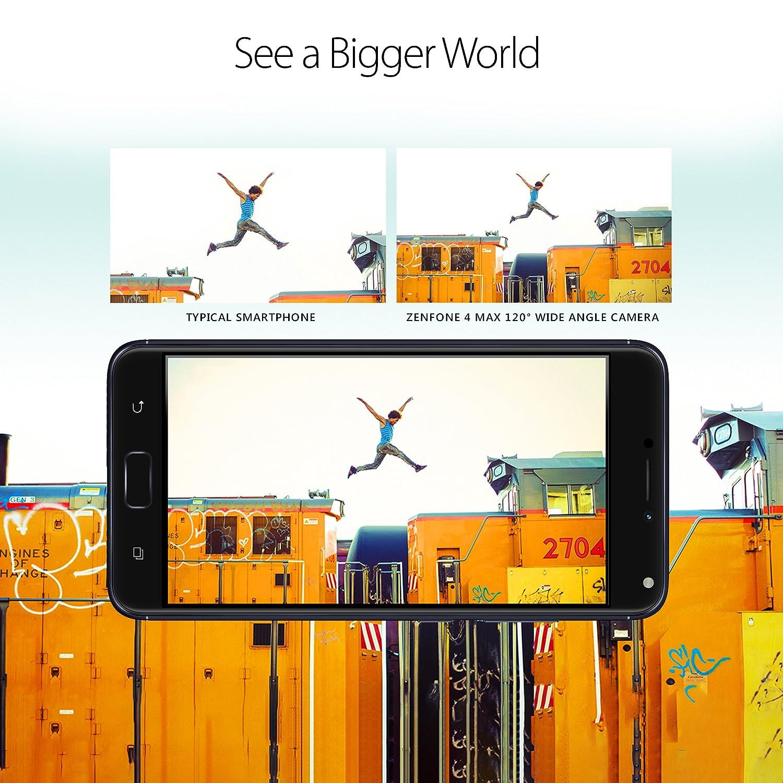 Asus Zenfone 4 Max 55 Inch Hd 3gb Ram 32gb Storage Lte 3 Zoom S Ze553kl 55ampquot 64gb Unlocked Dual Sim Cell Phone Us Phones Accessories