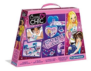 Buy crazy chic design fashion accessory loom by clementoni online crazy chic design fashion accessory loom by clementoni fandeluxe Images