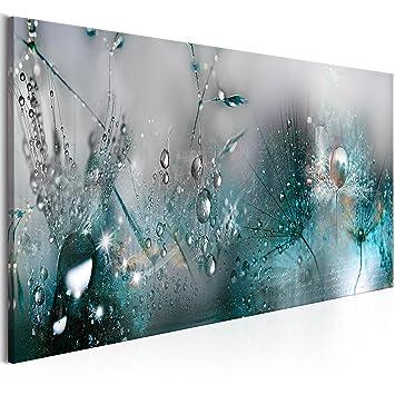 Murando   Bilder Pusteblume 135x45 Cm   Vlies Leinwandbild   1 TLG    Kunstdruck   Modern