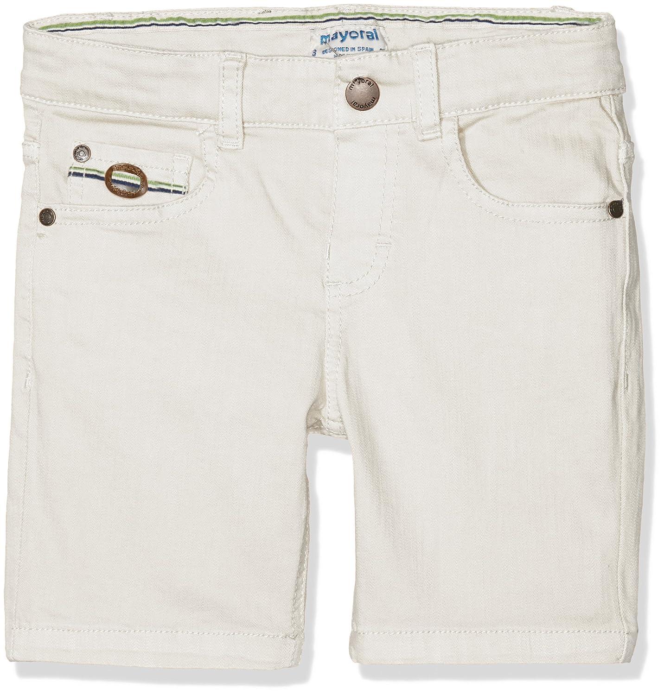 Mayoral 3250-45-3, Pantaloncini da Bagno Bambino, Bianco (Escayola 45), 3 Anni (Taglia Produttore: 3)