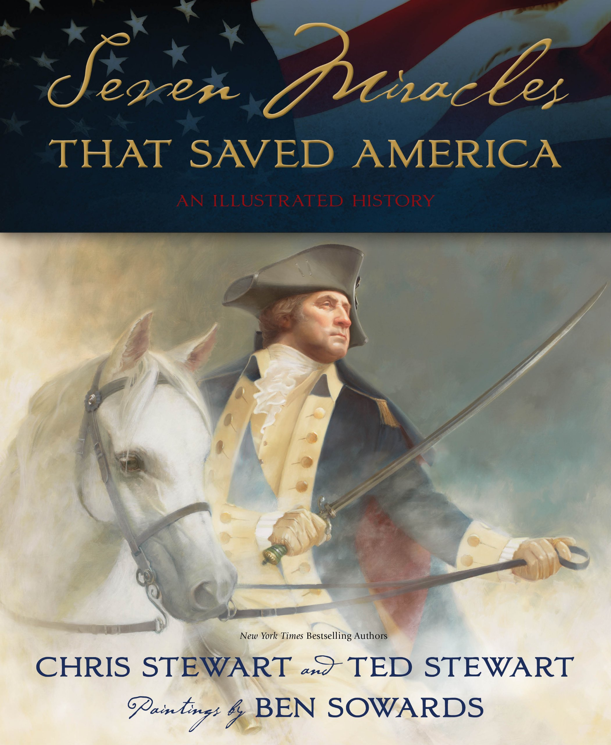 Seven Miracles That Saved Amer ebook