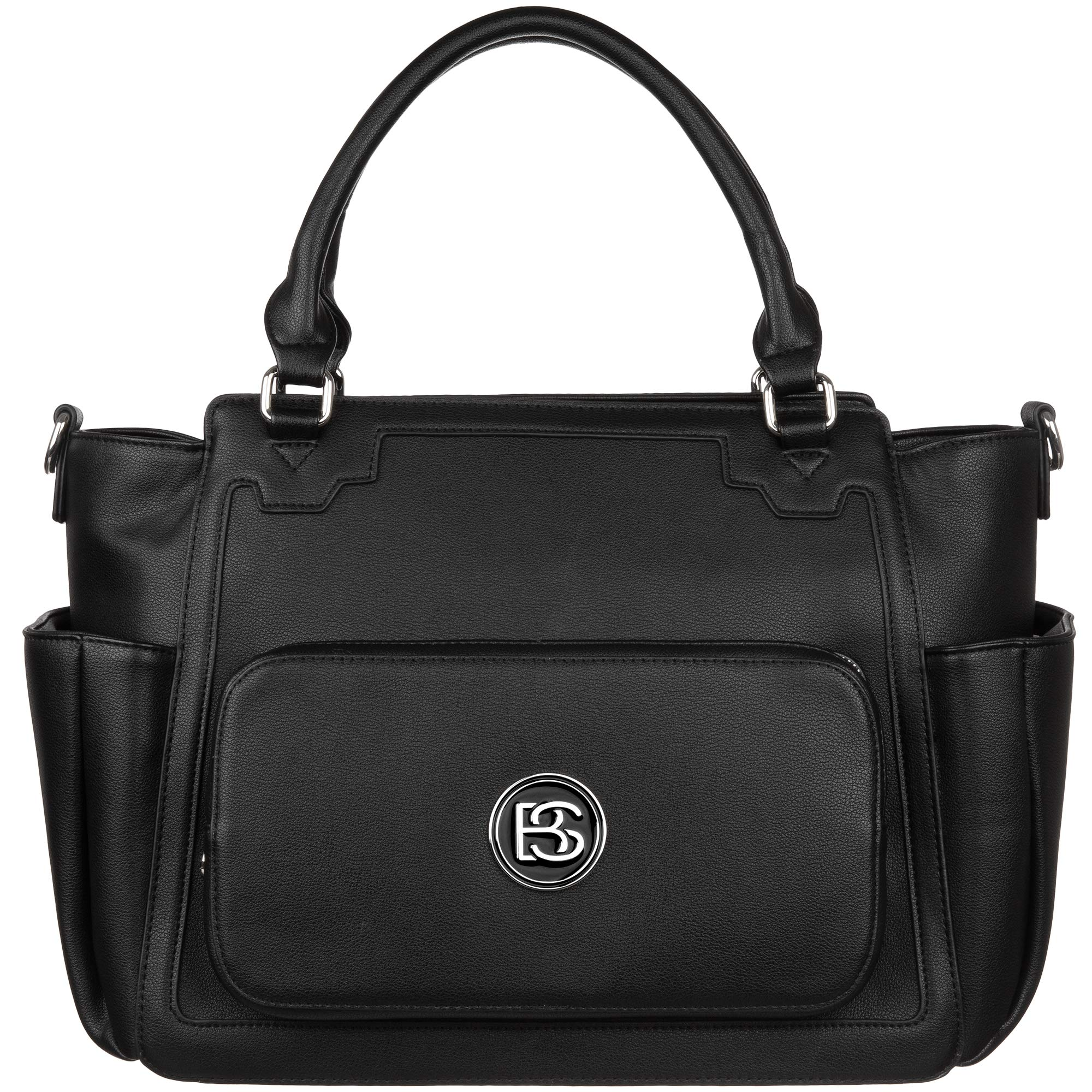 Big Sweety Luxury Designer Diaper Bag Tote - The Baby Bag Set for Stylish Moms