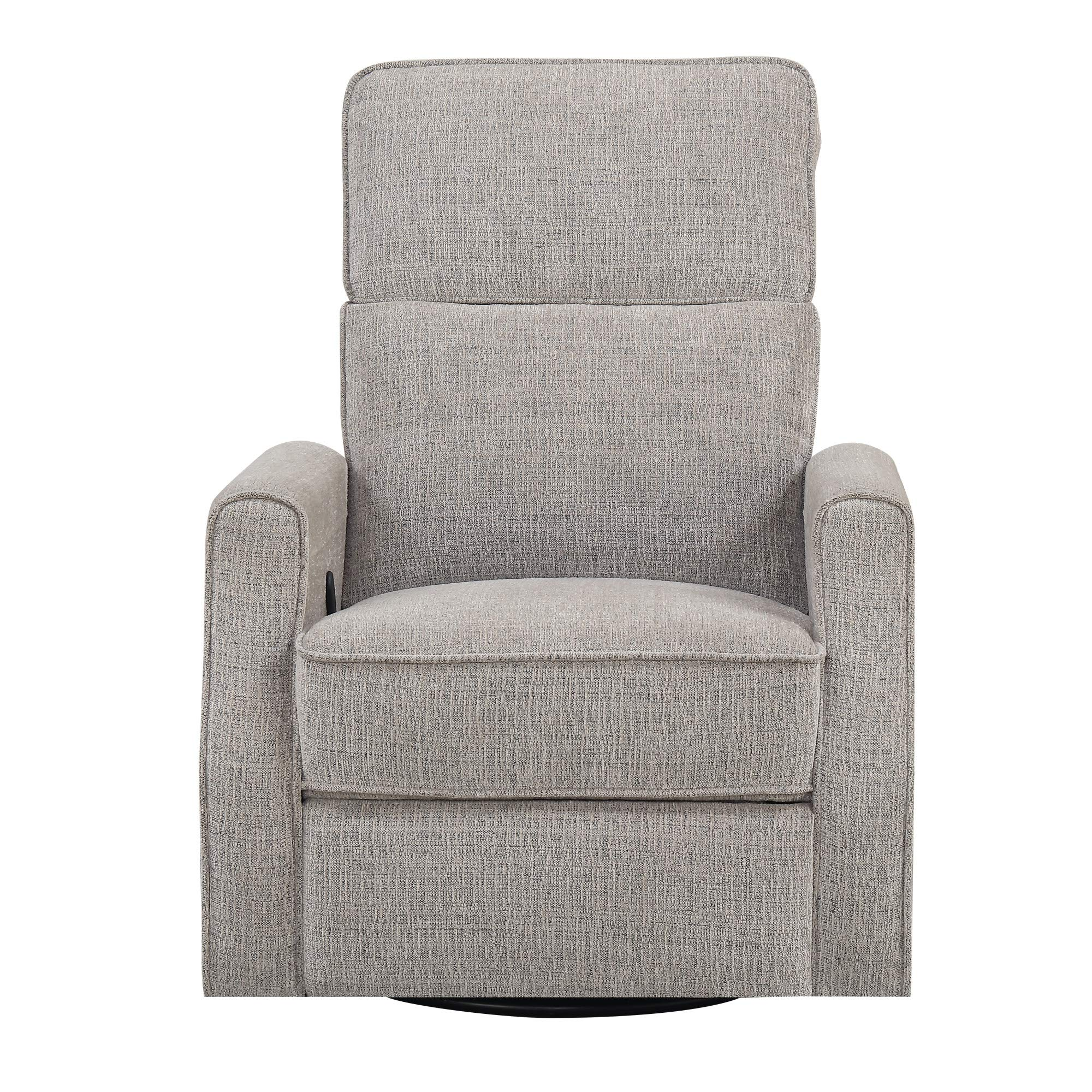 Manchester Swivel Reclining Glider in Shoreline with Swivel, Glider, And Reclining Functions, by Artum Hill by Artum Hill