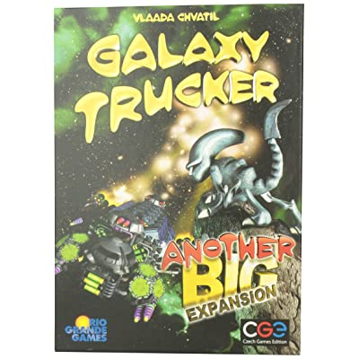 Rio Grande Games Galaxy Trucker Another Big Expansion Board Game: Toys & Games
