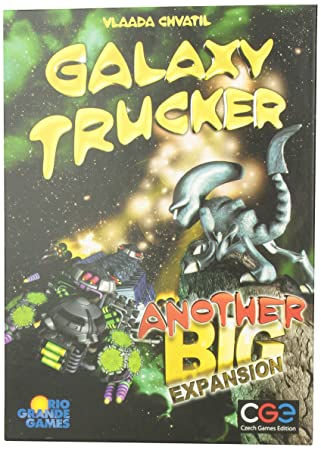 4523368366ec5 Galaxy Trucker Expansion  Another Big Expansion  Amazon.co.uk  Toys ...