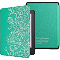 WALNEW All-New Kindle 2019 Cover Case (Model No.J9G29R) - Slim Lightweight Auto Wake/Sleep Smart Protective Case for…