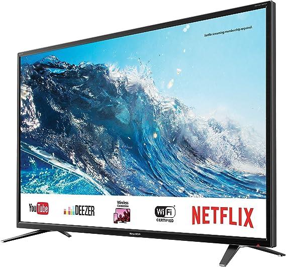 Sharp LC-43UI7252E - Smart TV de 43