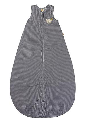Steiff 0006640 Schlafsack Länge 90 cm - Saco de dormir unisex, Blau (Steiff marine 3032), Talla alemana: L70: Amazon.es: Ropa y accesorios
