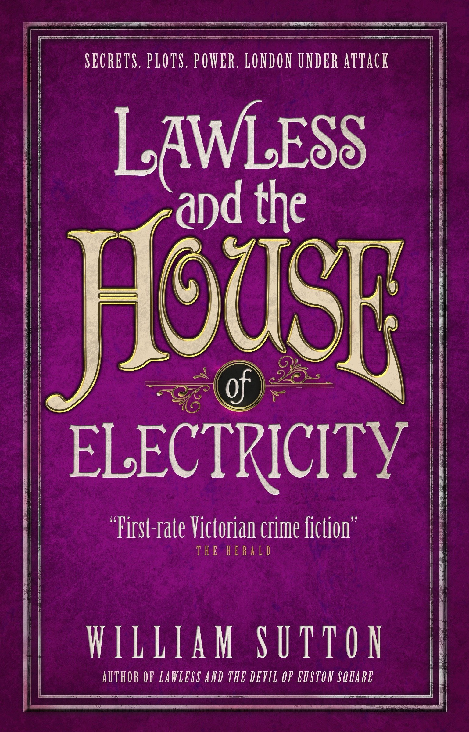 Lawless and the House of Electricity: Lawless 3 pdf