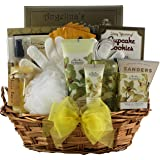 GreatArrivals Gift Baskets Vanilla Orchid Spa Luxuries: Bath and Body Mother's Day Gift Basket, 2.27 Kilogram