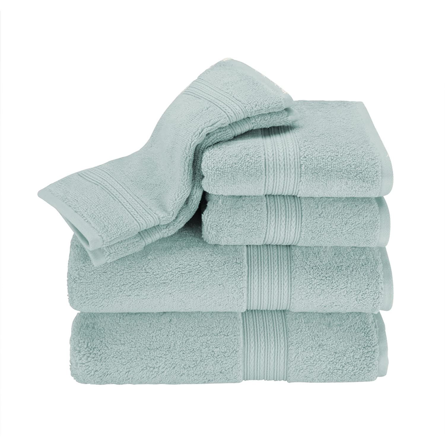 Robin's Egg Blue Towel Set