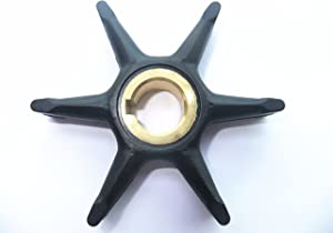 SouthMarine Boat Engine Impeller 18-3003 377178 775519 for Johnson Evinrude OMC BRP 9.5HP 10HP Outboard Motor