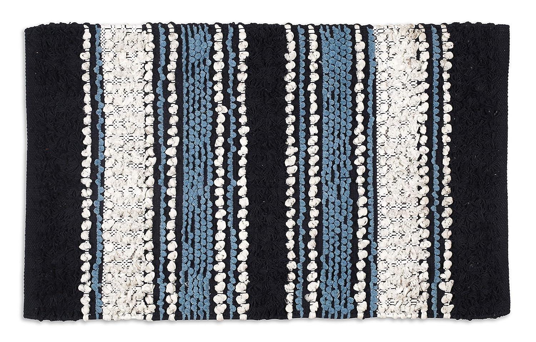 20X32 Linen Chenille Cotton Rug