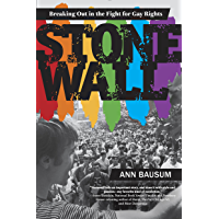 Stonewall: Breaking Out in the Fight for Gay Rights book cover