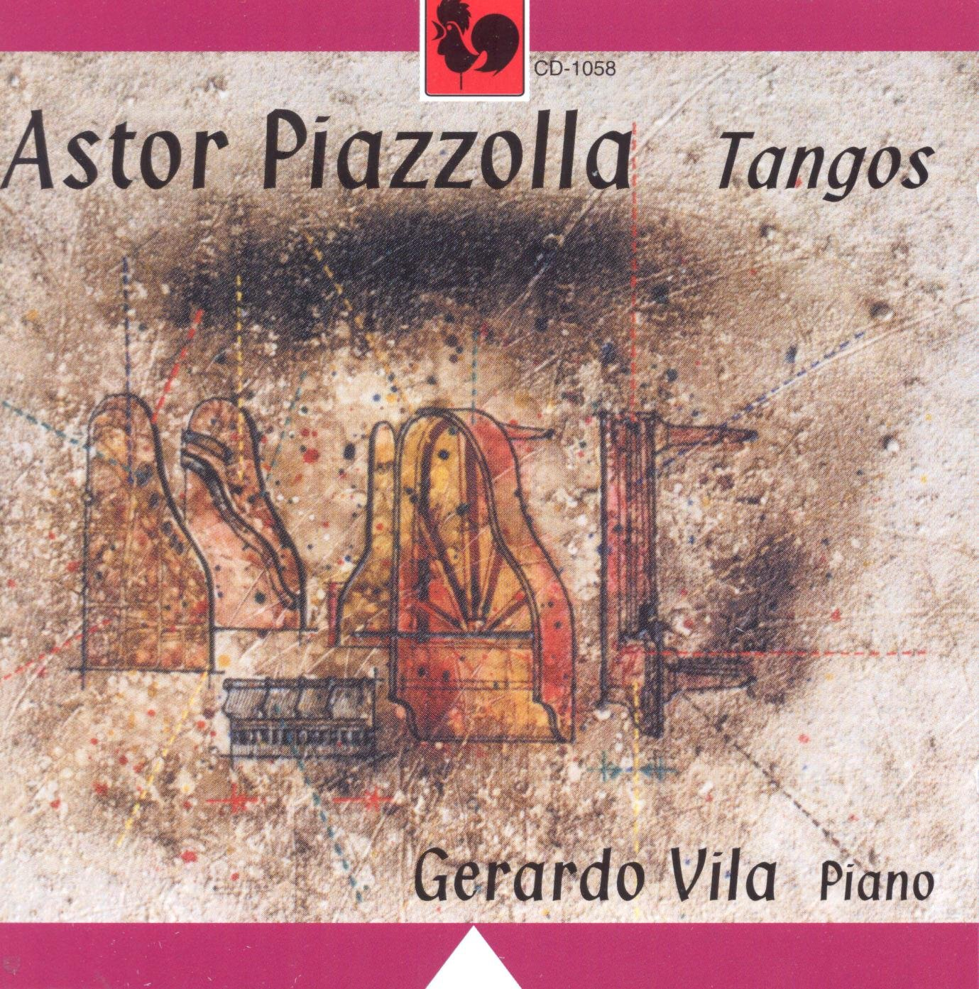 Astor Quality inspection Piazolla: Now free shipping Tangos French Import