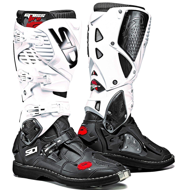 Crossfire 3 TA Offroad Boots 11//45, Black//Ash