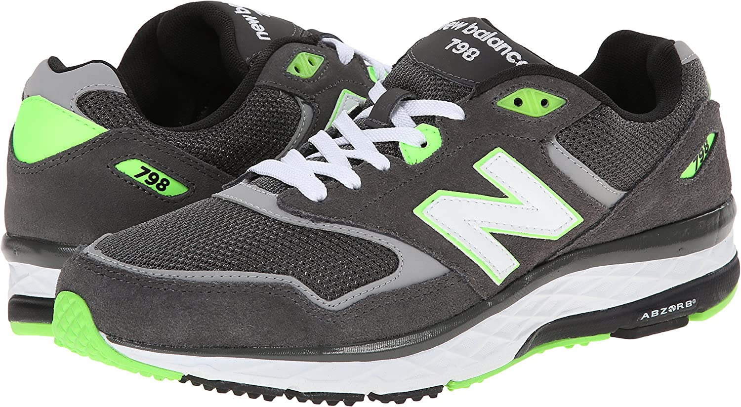 New Balance Mens ML798 Classic Sneaker