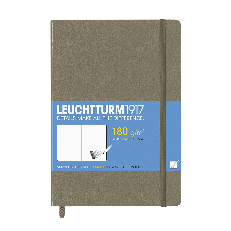 bianco 96/pagine viola copertina rigida Leuchtturm1917/344997/Medium/ /Taccuino in formato A5