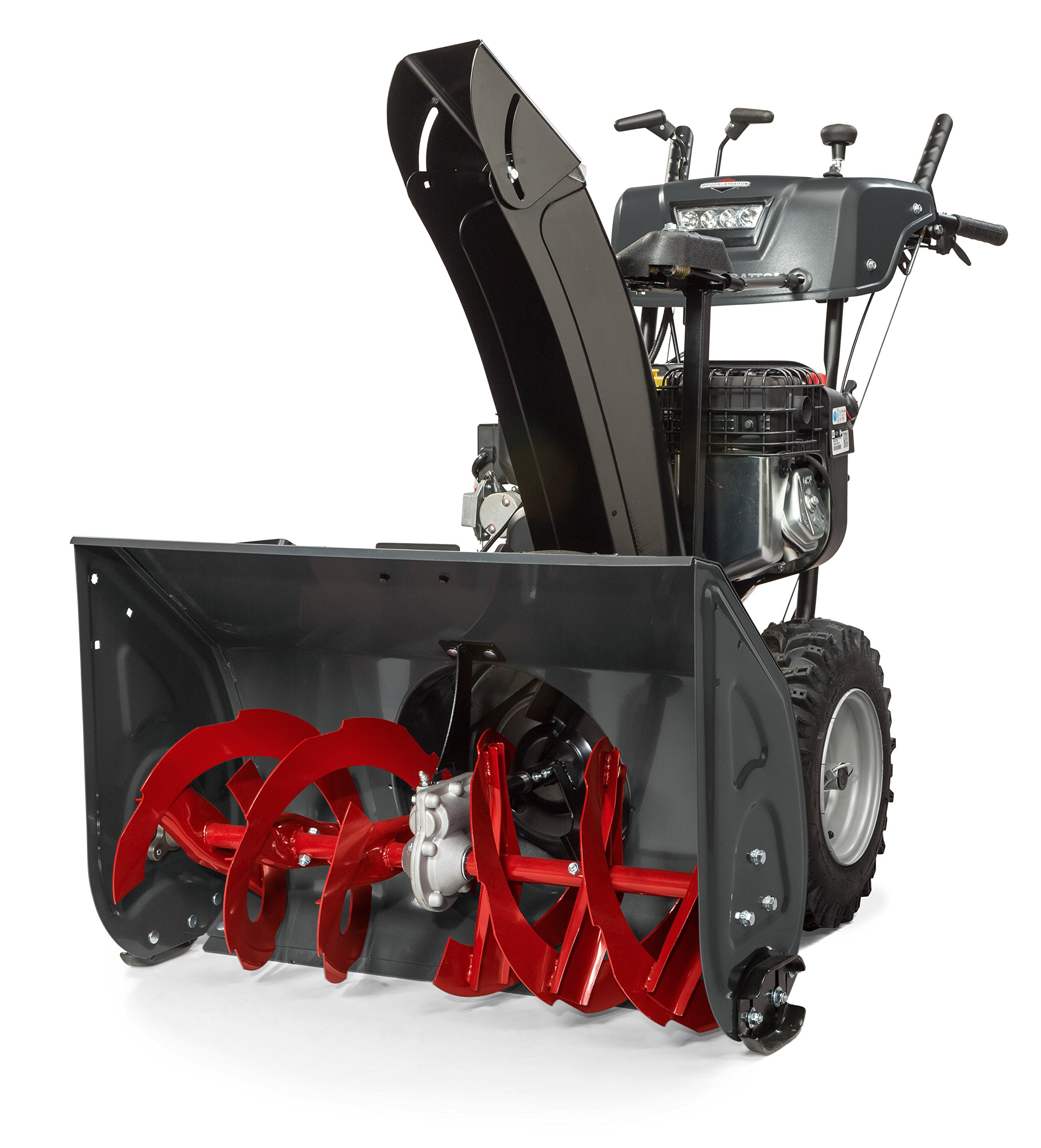Briggs & Stratton 1530MDS Dual Stage Snowthrower Snow Thrower, 306cc by Briggs & Stratton (Image #7)