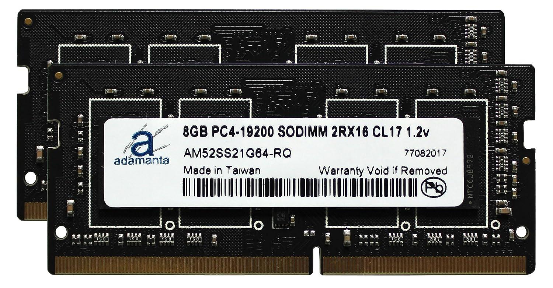 Adamanta 16GB (2x8GB) Laptop Memory Upgrade for Lenovo