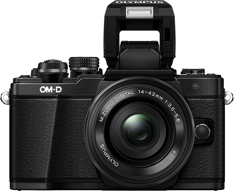 Olympus OM-D E-M10 Mark II, Kit cámara de Sistema Micro Cuatro ...