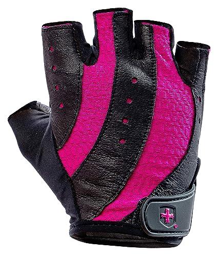 Harbinger Womens Handschuhe WMS 03 Power Weight Lifting Glove-Black Large