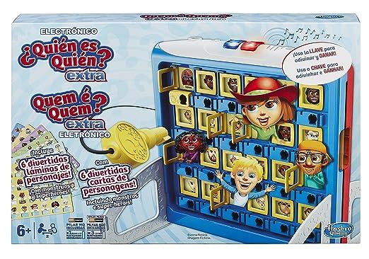 185 opinioni per Hasbro- Extra Unlocked Indovina Chi? Gioco da Tavolo Elettronico [Versione