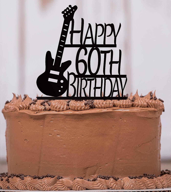 Bass Guitar Birthday Cake Custom Made Replica Of A Bass G Flickr