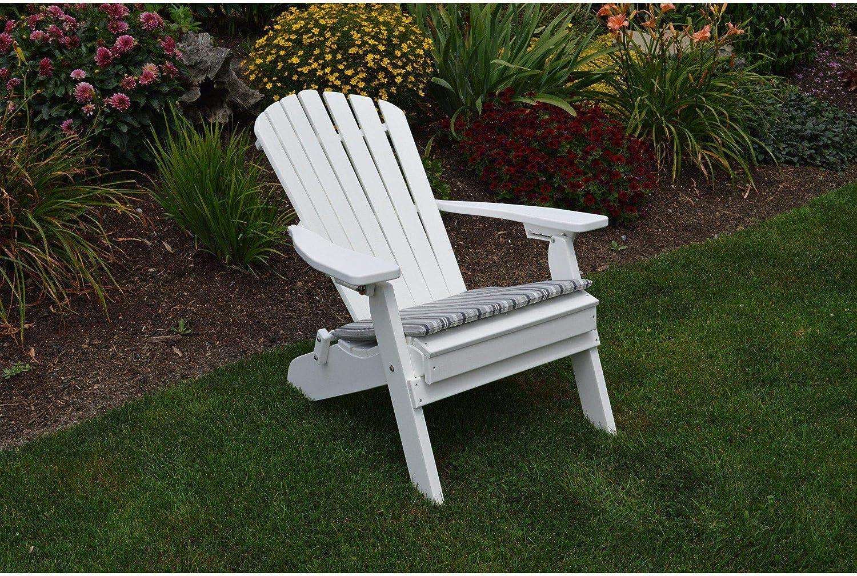 Amazon.com: A & L Muebles Plástico Reciclado plegable y ...