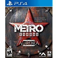 Metro Exodus: Aurora Limited Edition PS4 Deals