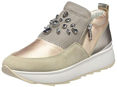 Discounts Womens D Gendry a Low-Top Sneakers Geox Discount Best Store To Get Discount Cost Discount Supply Buy Cheap Release Dates ArQoZ4