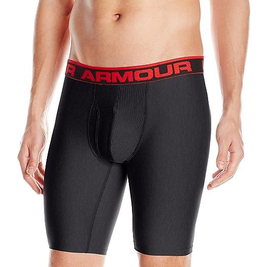 "ed115fed491b Amazon.com: Under Armour Men's Original Series 9"" Boxerjock: Clothing"